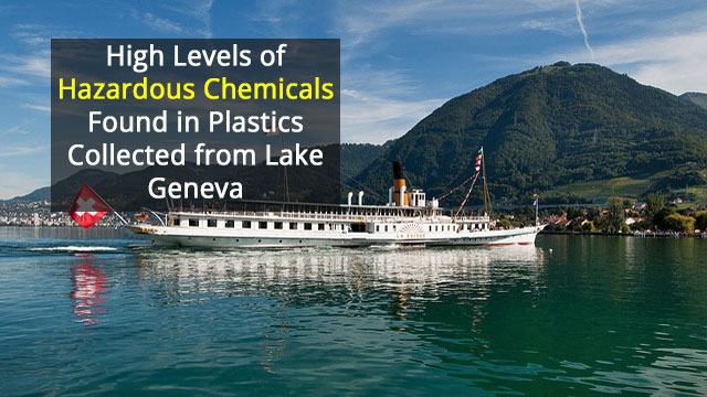 Hazardous Plastic Pollution In Lakes Too
