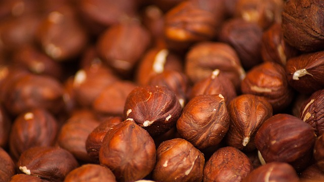 Hazelnuts Key Source of Micronutrients for Older People