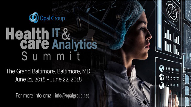 Healthcare IT & Analytics Summit 2018