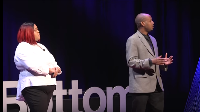 Henrietta Lacks: Preserving Her Legacy. David Lacks & Veronica Robinson at TEDxFoggyBottom