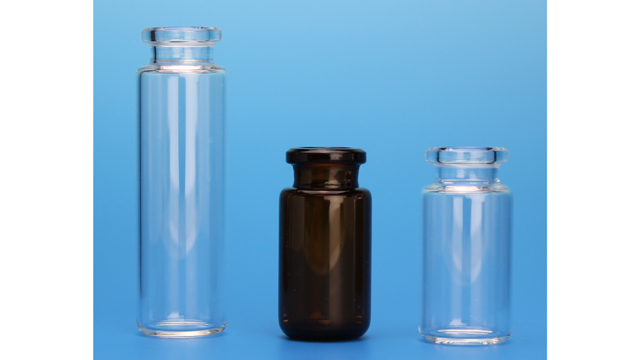 High Strength Headspace Vials