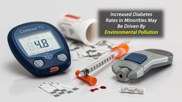 Higher Diabetes Rates in Minorities May be Driven By Environmental Pollutants