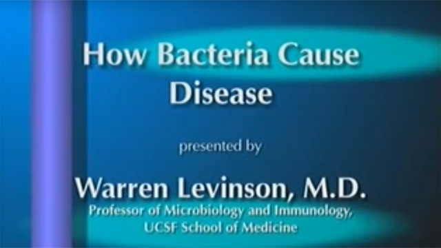 How Bacteria Cause Disease