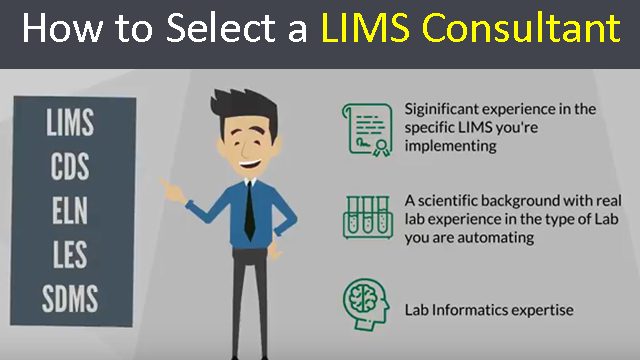 How to Select a LIMS Consultant