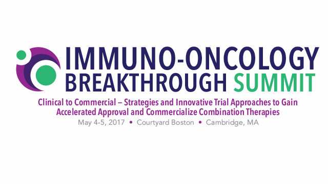Immuno-Oncology Breakthrough Summit