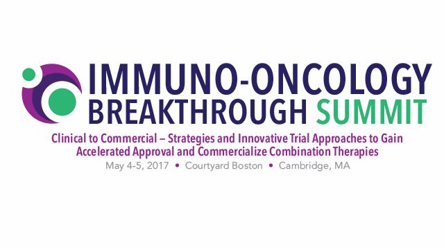 Immuno-Oncology Breakthrough Summit