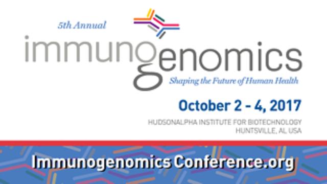 Immunogenomics 2017
