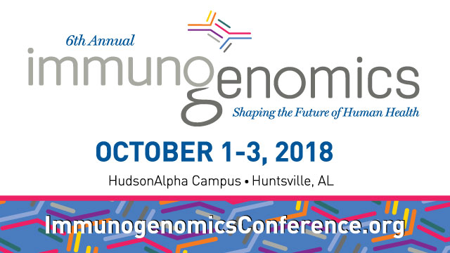 Immunogenomics 2018