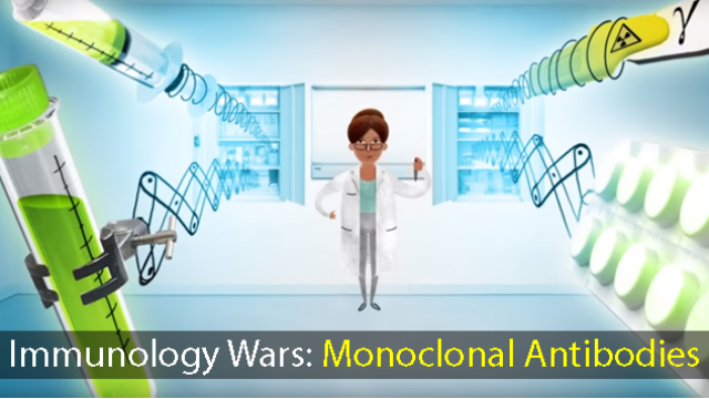 Immunology Wars: The Role of Monoclonal Antibodies