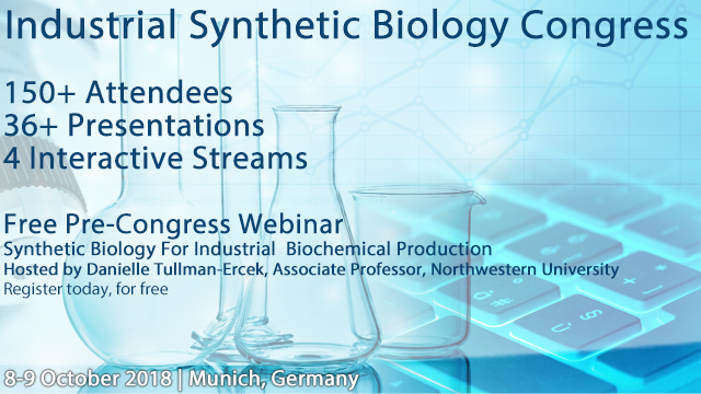 Industrial Synthetic Biology Congress