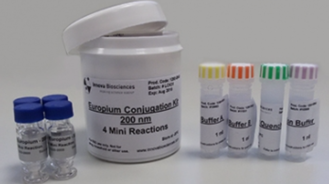 Innova Biosciences Introduces Europium Conjugation Kit
