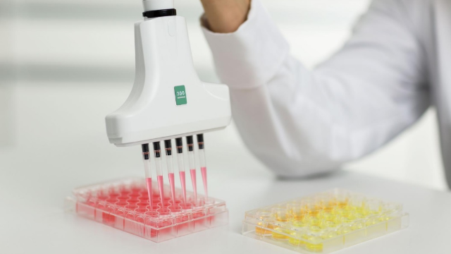 Save hours of pipetting time