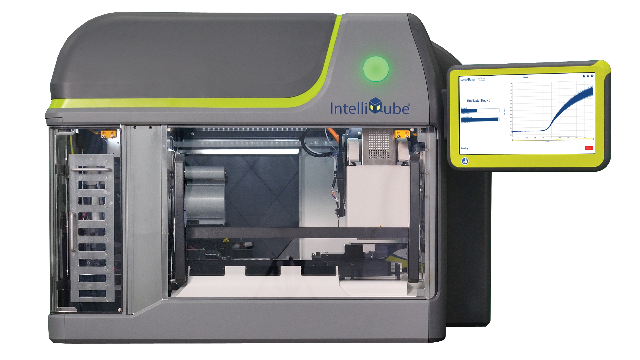 IntelliQube® - Integrated qPCR automation