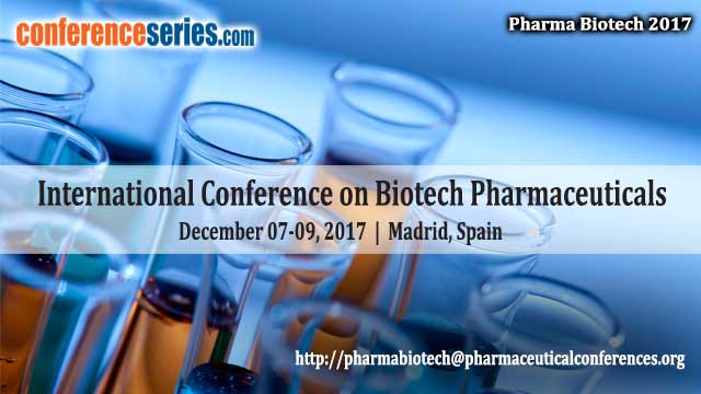 International Conference on Biotech Pharmaceutical