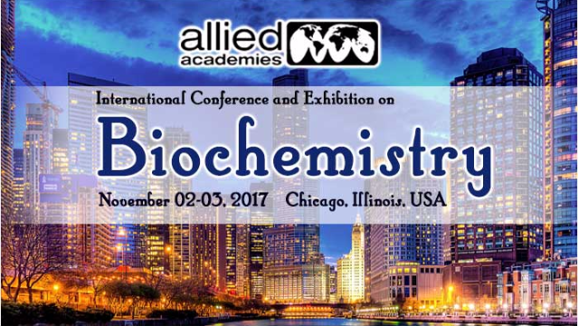 International Conference and Exhibition on Biochemistry