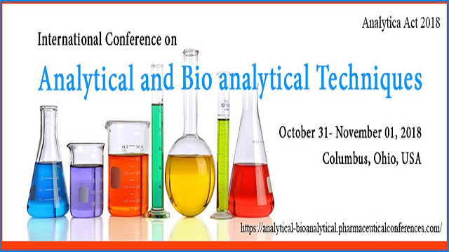 International Conference on Analytical and Bio Analytical Techniques