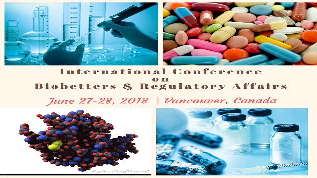 International Conference on  Biobetters and Regulatory Affairs