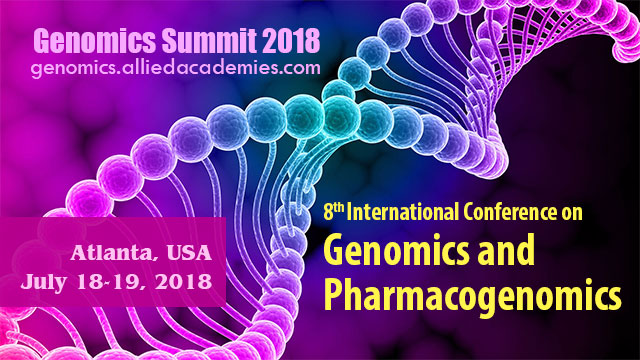 International Conference on Genomics and Pharmacogenomics