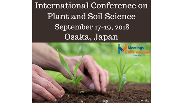 International Conference on Plant and Soil Science