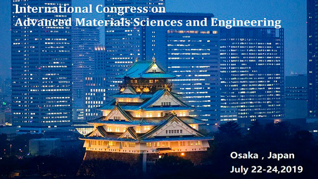 International Congress on Advanced Materials Sciences and Engineering 2019