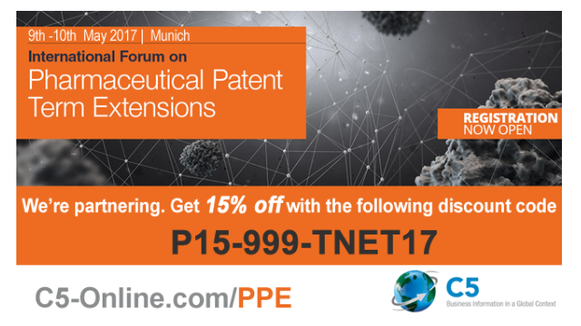 International Pharma Patent Extensions