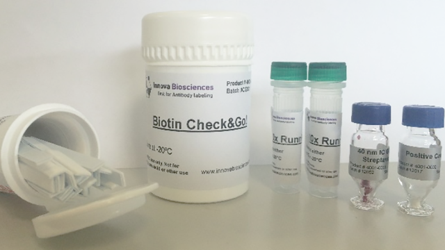 Introducing the Biotin Check&Go! Kit for Confirming Successful Antibody-biotin Conjugation