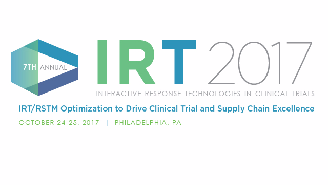 IRT 2017 — Interactive Response Technologies in Clinical Trials
