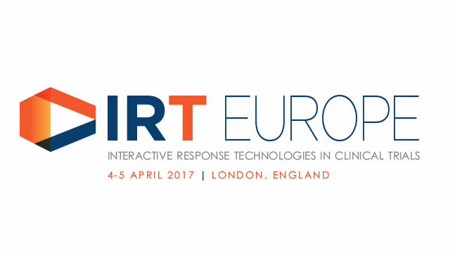 IRT Europe — Interactive Response Technologies in Clinical Trials