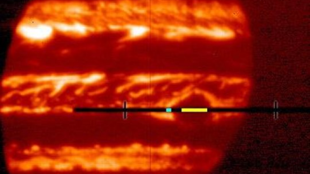 Is there Water Deep in Jupiter's Atmosphere?