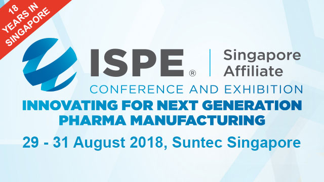 ISPE Singapore Conference & Exhibition