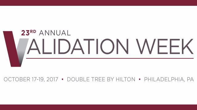 IVT's 23rd Validation Week