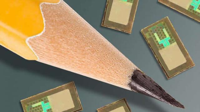 Team develops wireless, dissolvable sensors to monitor brain