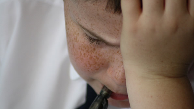 Increased reaction to stress linked to gastrointestinal issues in children with autism