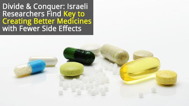 Key to Creating Better Medicines with Less Side Effects