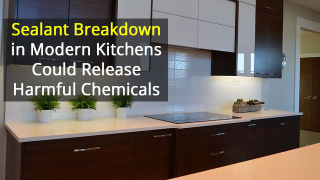 Kitchen Cabinets Can Emit Potentially Harmful Compounds