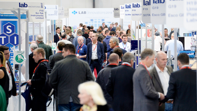 Lab Innovations returns to the NEC, Bimingham , UK