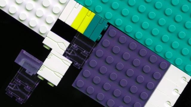 Lab on a Lego