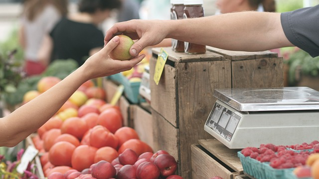 Lack of Food Hygiene Awareness at Farmer's Markets