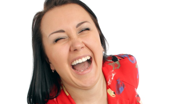 Fake laughter doesn't fool the brain, research reveals
