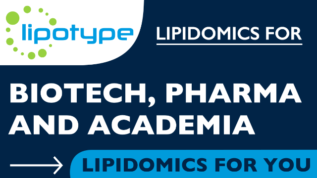 Lipidomics for Biotechnology, Pharma and Academia