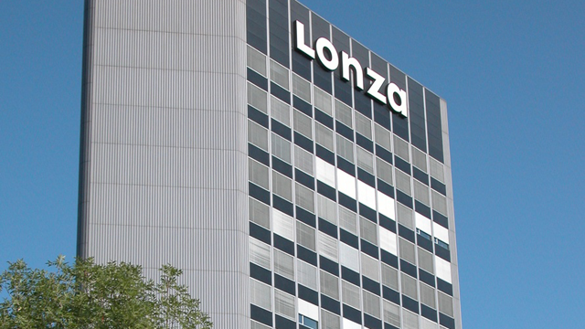 Lonza Further Strengthens Focus on Its Healthcare Continuum Strategy