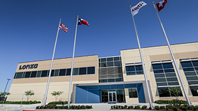 Lonza Opens World's Largest Dedicated Cell-and-Gene-Therapy Manufacturing Facility in Texas