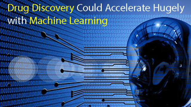 Machine Learning to Accelerate Drug Discovery