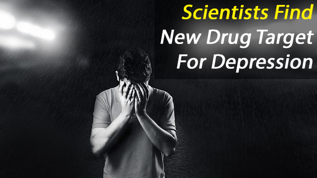 Major Depression Linked to Specific Receptor Expression