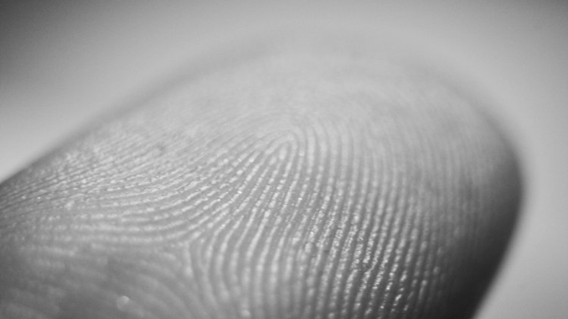 Mass Spec Analysis of Fingermarks