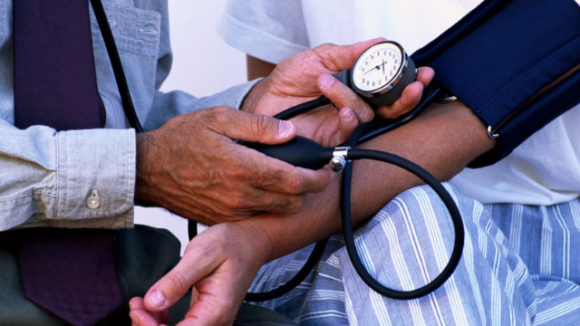 Mass Spec Identifies Blood Pressure Medication Dodgers