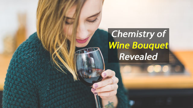 Mass Spectrometry Based Analysis Reveals the Chemistry of Wine Bouquet
