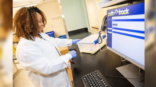 Massive Diagnostic Testing Facility Opens at The University of Michigan