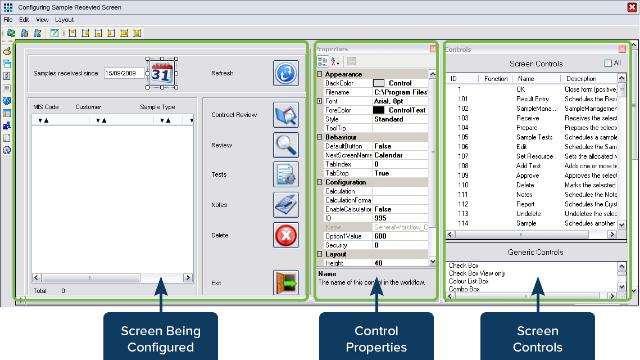 Matrix Gemini LIMS Configurability Provides Unparalleled Flexibility