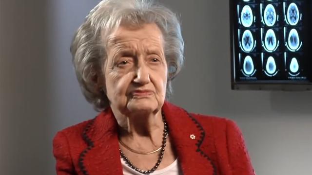 Memory Pioneer Celebrates Her Centenary
